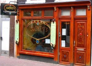 "Coffee Shop ""Barney's"""